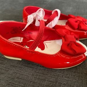 Janie and Jack Toddler Girl Shoes